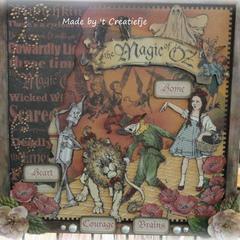 Graphic45 - The Magic of Oz