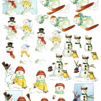 MD Tiny - let it snow 544