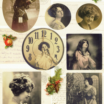 MD Vintage - kerst dames 2