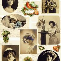 MD Vintage - kerst dames 1