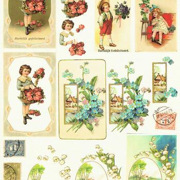 MD Vintage - postcard