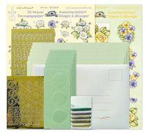 Tri-O kaartenkit groen/d groen