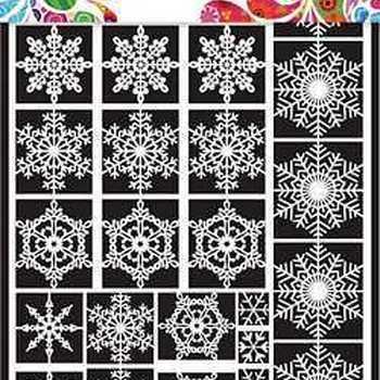 Paper Art - Snowflakes