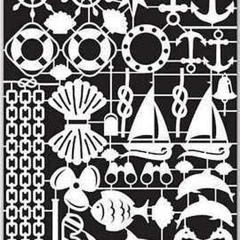Paper Art - Nautical