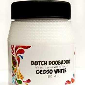 Gesso - White