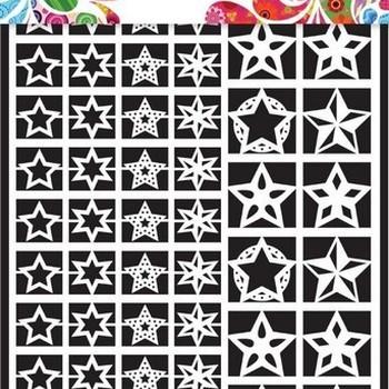 Paper Art - Stars