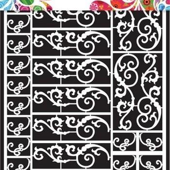 Paper Art - Swirls