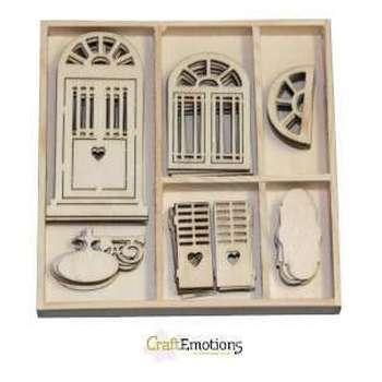 Romantic Provence - deur & venster (9)