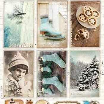 Studiolight - Winter memories - ATC foto stansvel 1350