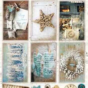 Studiolight - Winter memories - ATC foto stansvel 1351
