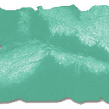 Distress ink pad mini - Cracked pistachio