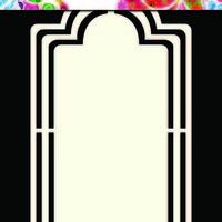 Shape Art Frames - Tag