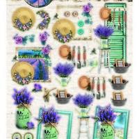 Studiolight - La Provence - 3D stansvel 483
