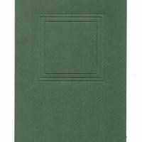 Passepartoutkaart groen
