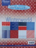 paper pad winterworld