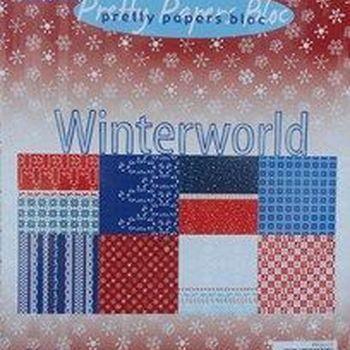 paper pad winterworld
