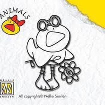 clear stamp animals duck-boy