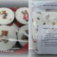 DIY Theelichten pakket 11 - Little Toys