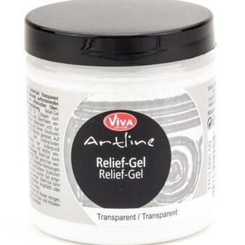 Viva - Reliëf gel - transparant