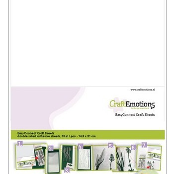 EasyConnect Craft sheets A5