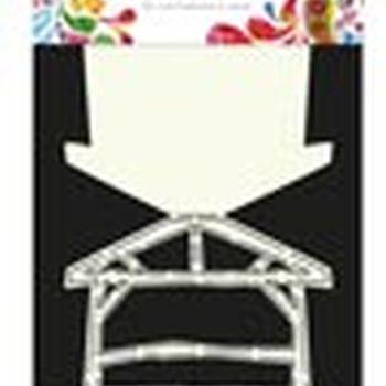 Card Art Stencil - Crib