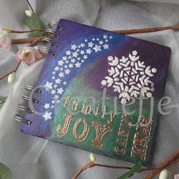 Mini album Xmas Joy