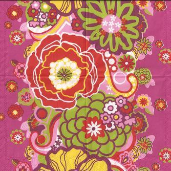 Flower flash pink