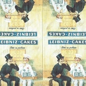 Leibniz cakes
