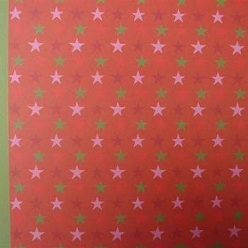 Karen-Marie sterren rood