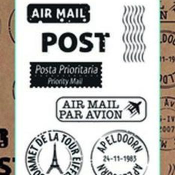 MD - Poststempel set