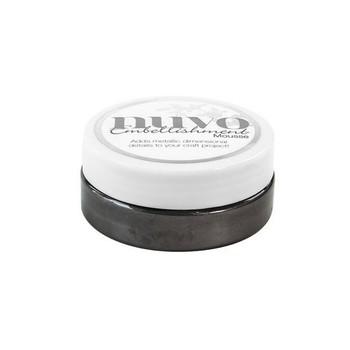 Nuvo embellishment mousse - Black ash