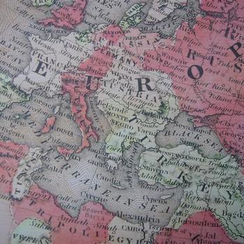 Rayher kaart Europa