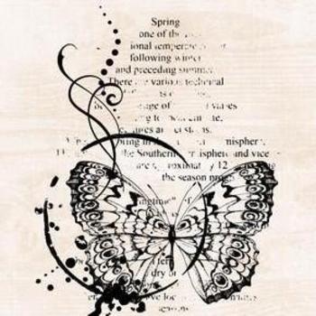 Studiolight - Clearstamp - So spring (282)