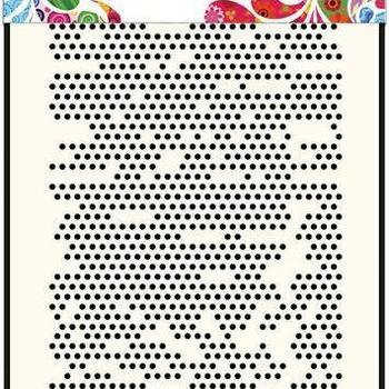 Mask Art - Dots
