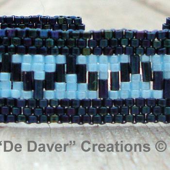 Armband Summer - Blauw