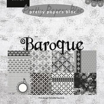 MD - Paper pad - Baroque