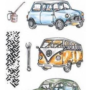 CraftEmotions - Classic cars 1