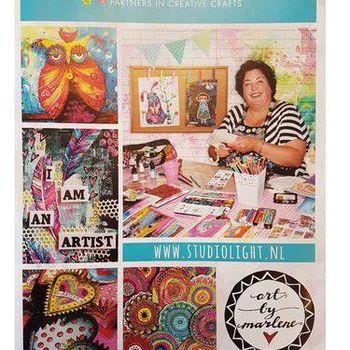 StudioLight Art by Marlene - Brochure
