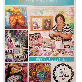 StudioLight Art by Marlene - Brochure