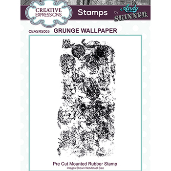 Rubber stamp - Grunge Wallpaper