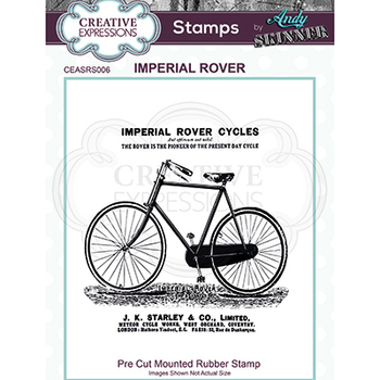 Rubber stamp - Imperial Rover