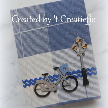 Journal - Blue Bicycle