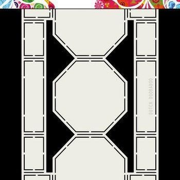 Card Art - Octagons
