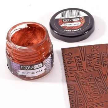 COOSA Crafts - Gilding wax - Jewel Fire Agate