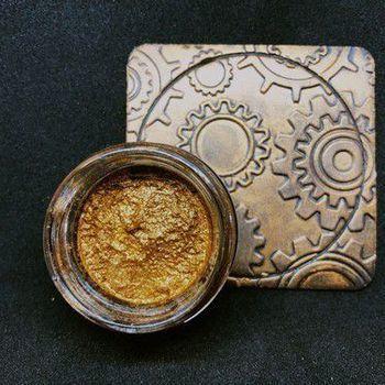 COOSA Crafts - Gilding wax - Jewel Golden Amber