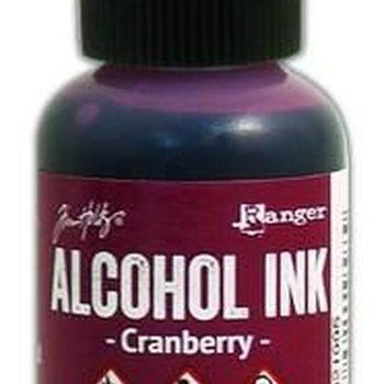 Ranger Alcohol Ink - Cranberry