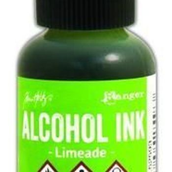 Ranger Alcohol Ink - Limenade