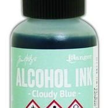 Ranger Alcohol Ink - Cloudy Blue