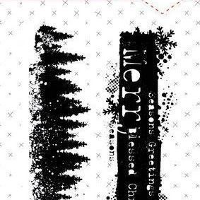 Studiolight - Clearstamp - Essentials (395) - Merry Christmas