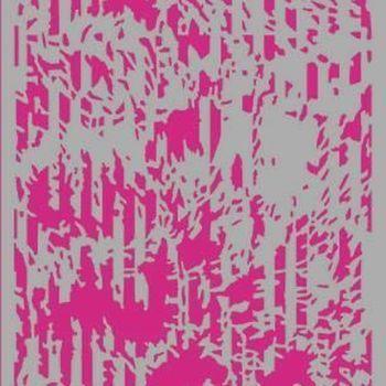 Pronty Mask stencil - Grunge lines